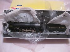 Chesapeake & Ohio Engine 3708 & Coal Car Set G9013 USRA 2-8-2 Mikado Genesis tr1