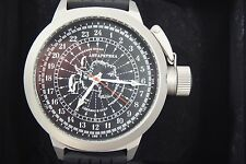 Divers watch ANTARCTICA USSR. Raketa 2609HA movt. 300m WR. Black