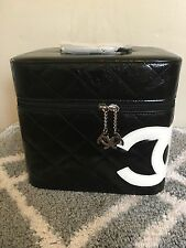 New Chanel VIP GIFT cosmetic make up case bag size Large