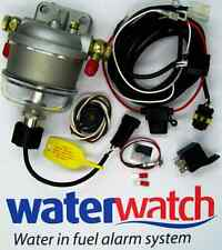 Water Watch Water Trap Filter Diesel fuel electronic Detection LandCruiser V8