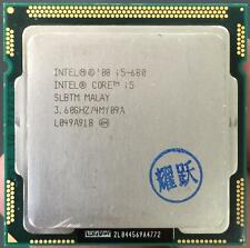 Intel Core i5 680 SLBTM 3.6 GHz LGA1156 Processor CPU