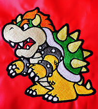 Personalised Super Mario's Bowser School/PE Drawstring Bag