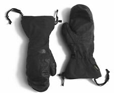 The North Face VENGEANCE MITTS Gore-Tex Pro Lined Climbing Ski Mittens Black M L