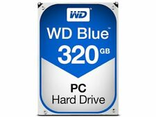 "WD3200LPVX WD Blue 320GB 5400rpm 7mm SATA 8MB 2.5"" Laptop Hard Drive Internal"