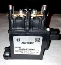 Toyota Prius Hybrid Battery Main System Relay- EV, HEV and PHEV