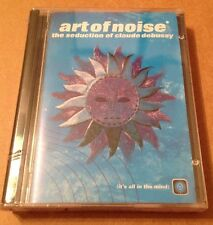 Art Of Noise - The Seduction Of Claude Debussy Mini Disc SEALED! ZTT Trevor Horn