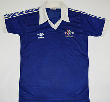 1978-1981 CHELSEA UMBRO HOME FOOTBALL SHIRT (SIZE S)