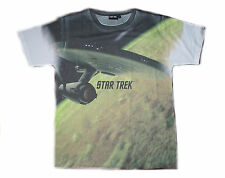 STAR TREK - Enterprise Dye Sub - T-Shirt - Größe / Size XL - Neu