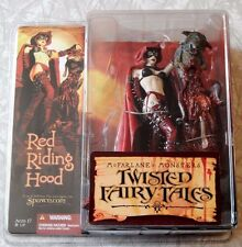 Mcfarlane's Monsters Twisted Tales Red Riding Hood figure