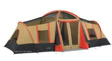 Big Tents For Camping With Rooms For Kids 20 x 11 Large 10 Person Family Size XL