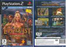 GIOCO PLAY STATION  2 - EVERQUEST ON LINE ADVENTURES  - NUOVO SIGILLATO
