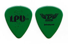 Linkin Park Underground 5.0 Green Guitar Pick 2014 Tour
