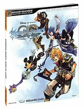 *NEW* OSG Kingdom Hearts: Birth By Sleep Signature Series Guide by BradyGames