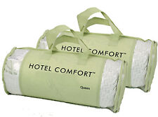 Hotel Comfort Bamboo Pillows Memory Foam Queen Size Hypoallergenic Pack of 2