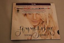 Britney Spears - Femme Fatale ECO CD Polish Stickers