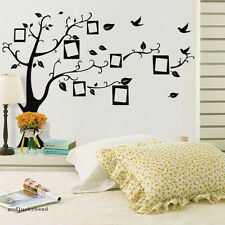 1Pcs Large Photo Frame Family Tree Removable Wall Decal Sticker Kid Room Decor