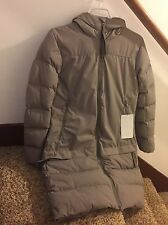 NWT Lululemon Cold As Fluff Parka SUBZERO SOEA Soft Earth SZ 6 - READ SHIP