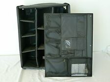 PELICAN 1610 Padded Dividers & 1609 LID ORGANIZER Combo. ( 1614, 1615). No Case