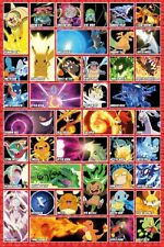 POKEMON Moves POSTER (24x36) Poster