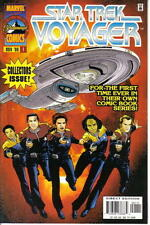 Star Trek: Voyager TV Series Comic Book #1, Marvel 1996 NEAR MINT NEW UNREAD