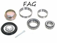 NEW Audi/VW FAG 4000 Fox Golf Jetta etc Rear Wheel Bearing Kit 191 598 625