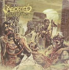 ABORTED - GLOBAL FLATLINE (STANDARD VERSION)  CD DEATH METAL NEU