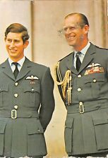 BF38232 le prince charles prince de galles  prince philip  uk queen king royalty
