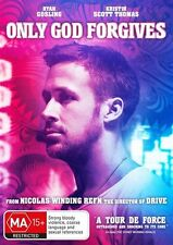 Only God Forgives DVD - New/Sealed Region 2/4 DVD