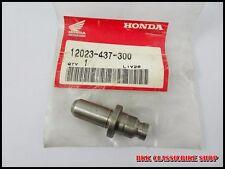 NOS  HONDA TRX125 TRX200 XL125 XL185 XL200 XR185 XR200 EXHAUST VALVE GUIDE JAPAN