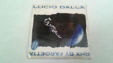 """LUCIO DALLA """"CANZONE (RMX BY FARGETTA)"""" CD SINGLE 4 TRACKS PRECINTADO SEALED"""