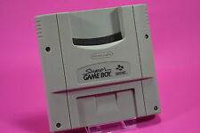Super Nintendo SNES GAMEBOY ADAPTOR / GAME BOY ADAPTER / PAL VERSION