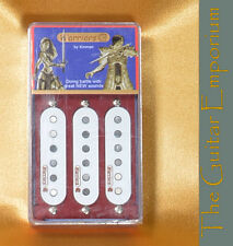 Warriors por Kinman-Belle Star Stratocaster ® zurdo