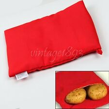 Washable Microwave Baked Potato Cooking Tools Roast Bags Home Kitchen Supplies