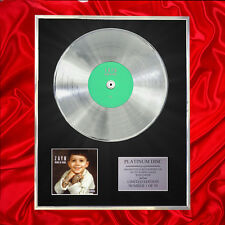ZAYN (ONE DIRECTION) MIND OF MINE  CD PLATINUM DISC VINYL LP FREE SHIPPING TO UK