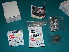 Red Bull RB7 F1 Car 1/43 Potamo (Tameo) Multimedia Model Kit.