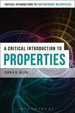 Bloomsbury Critical Introductions to Contemporary Metaphysics: A Critical...