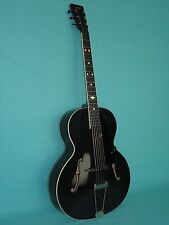 VINTAGE 1930'S VEGA ARCHTOP GUITAR WITH K&K PICKUPS INSTALLED