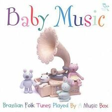 FREE US SH (int'l sh=$0-$3) NEW CD Marcus Viana: Baby Music