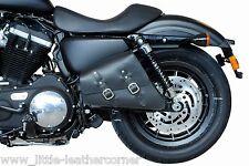 Satteltasche Packtasche links Harley Davidson,Sportster,Iron,Roadster,Bobber HD