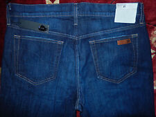 $148 Joe's Jeans Mens Blue Denim Size 36/34 Authentic Relaxed Fit Rebel John