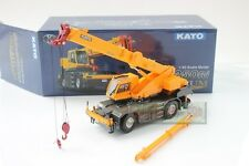 1/50 KATO SR-250Ri Premium Roughter Rough Terrain Off-road Crane Die Cast Model