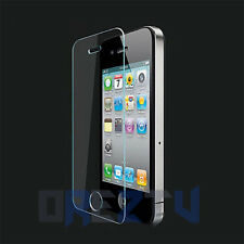 New High Quality Premium Tempered Glass Film Screen Protector for iPhone 4 4S