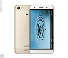 LYF Water 11 | 3GB | 16GB | 13 MP | Dual Sim | 4G | Gold