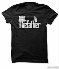 God The Father T Shirt, Godfather Inspired Tee