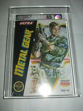 Metal Gear (Nintendo Entertainment System NES, 1988) NEW Sealed VGA 85