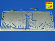 1/16 #38 ABER FRONT FENDERS for GERMAN TIGER II for TAMIYA & TRUMPETER - PROMOTE