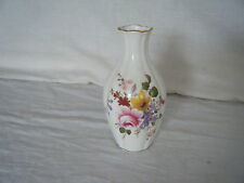 C4 Jarrón De Porcelana Royal Crown Derby Posies 18cm 1A4B