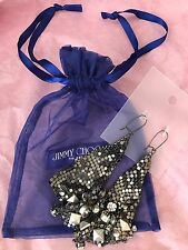 JIMMY CHOO FOR H&M-  DROP EARRINGS ONLY