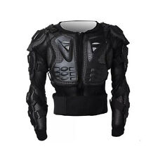 NEW Pro Motorcross Racing Motorcycle Sexy Body Armor Protective Jacket Gear L