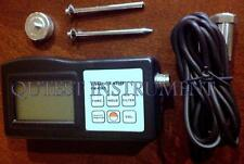 Digital Vibration Meter Gauge Velocity Acceleration Displacement Frequency RPM